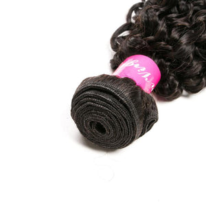 Virgin Hair Jerry Curly 1 Bundle Deal