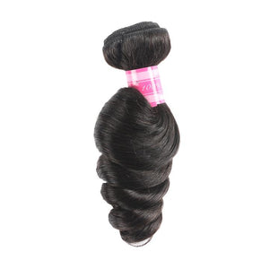 Virgin Hair Loose Wave 1 Bundle Deal
