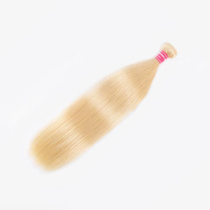 Blonde/Golden  Straight Hair 1 Bundle Deal Human Virgin Hair  No reviews