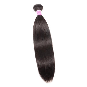 Virgin Hair Straight 1 Bundle Deal