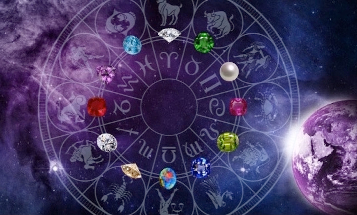 The Mystical World Of Birthstones Blog