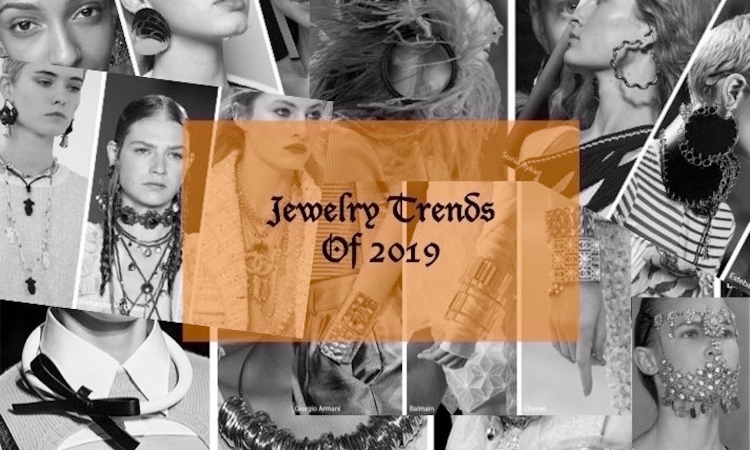 10 Jewelry Trends of 2019 and How to Wear Them