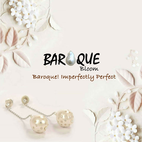 Irregular Baroque Pearls Collection