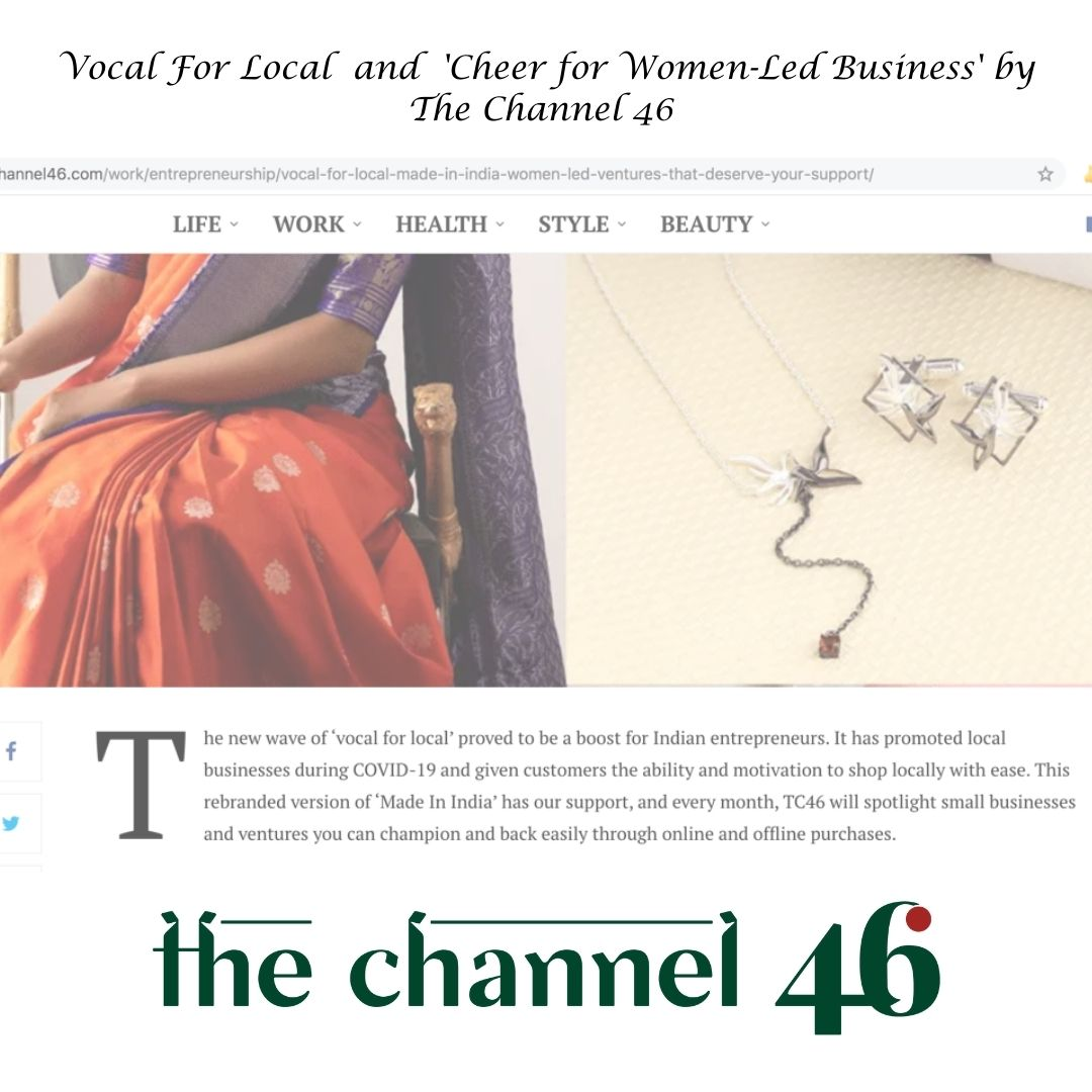 Cheer for women led businesses by The Channel 46