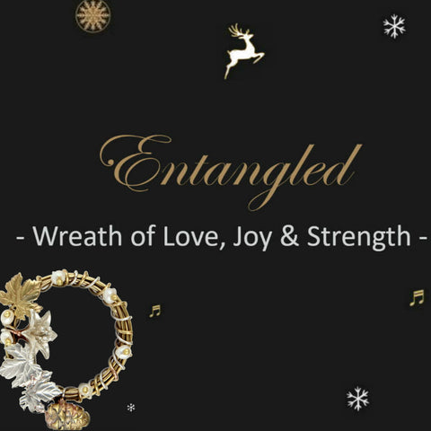 Celebration Wreath Jewelry Entangled Collection