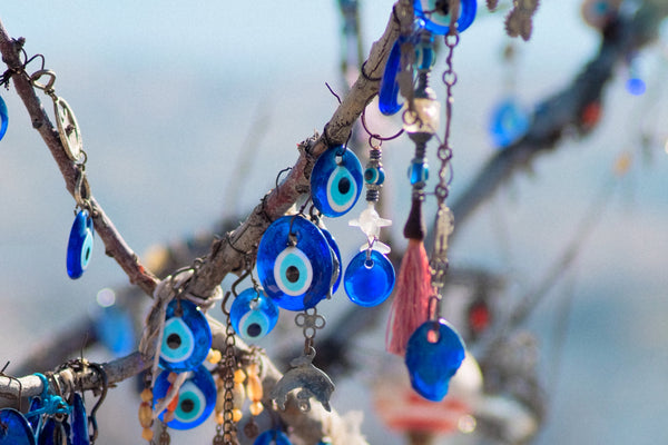turkish evil eye amulets