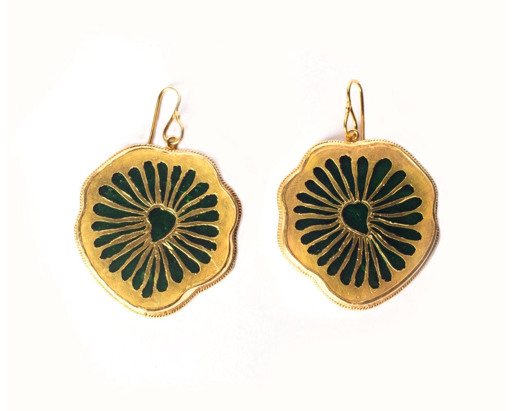 B'Witched Thewa Lust earrings