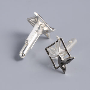 Dove Pair Cufflinks