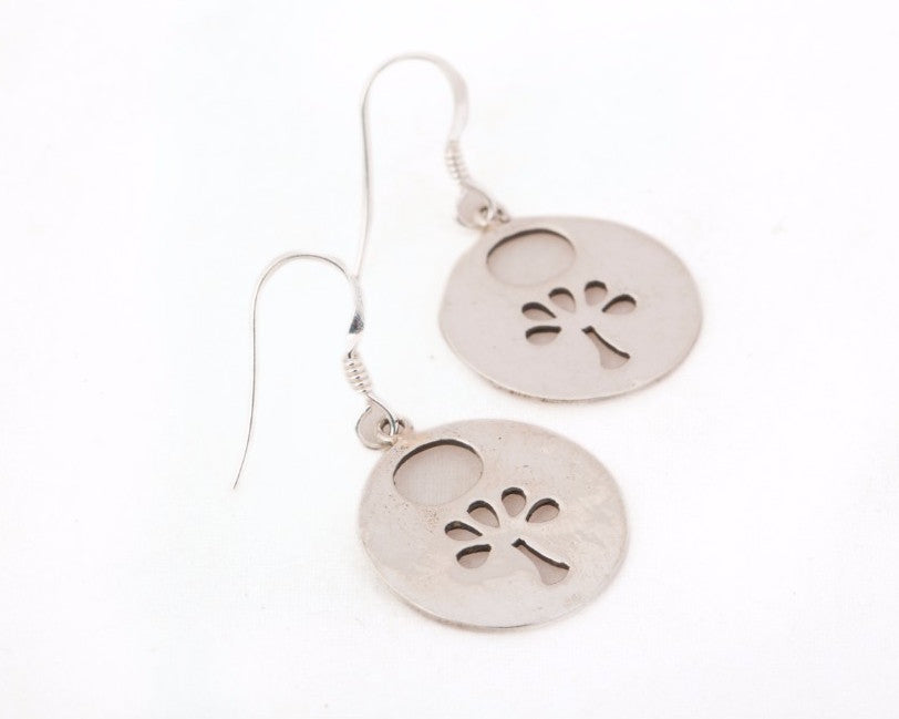 Fern fun earrings