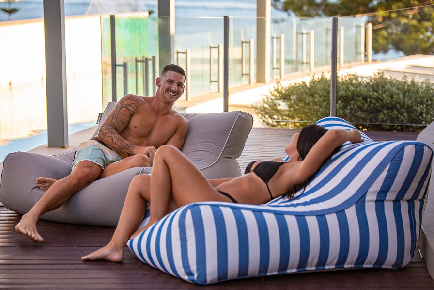 Furnishing Your Outdoor Area with Resort Style Bean Bags