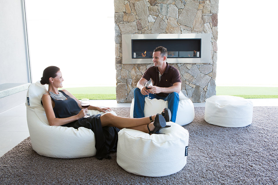 Outdoor Bean Bags | Bean Bag Chairs - Epona Co  Premium