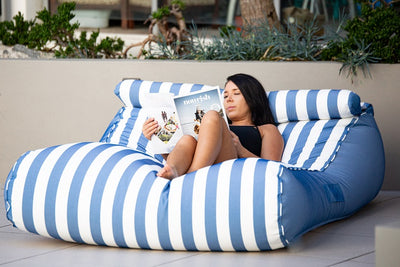 The Islander | Outdoor Bean Bag - Epona Co. Lifestyle Indoor and Outdoor Bean Bags