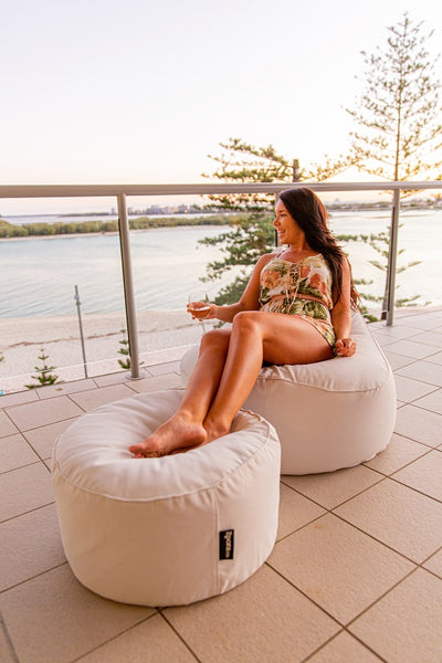 The Resort Zen Chair | Outdoor Bean Bag - Epona Co. Lifestyle Indoor and Outdoor Bean Bags