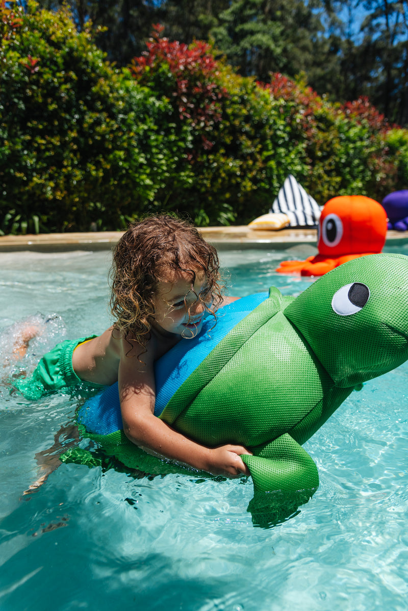 Myrtle the Turtle Pool Toy - Epona Co. Lifestyle Indoor and Outdoor Bean Bags