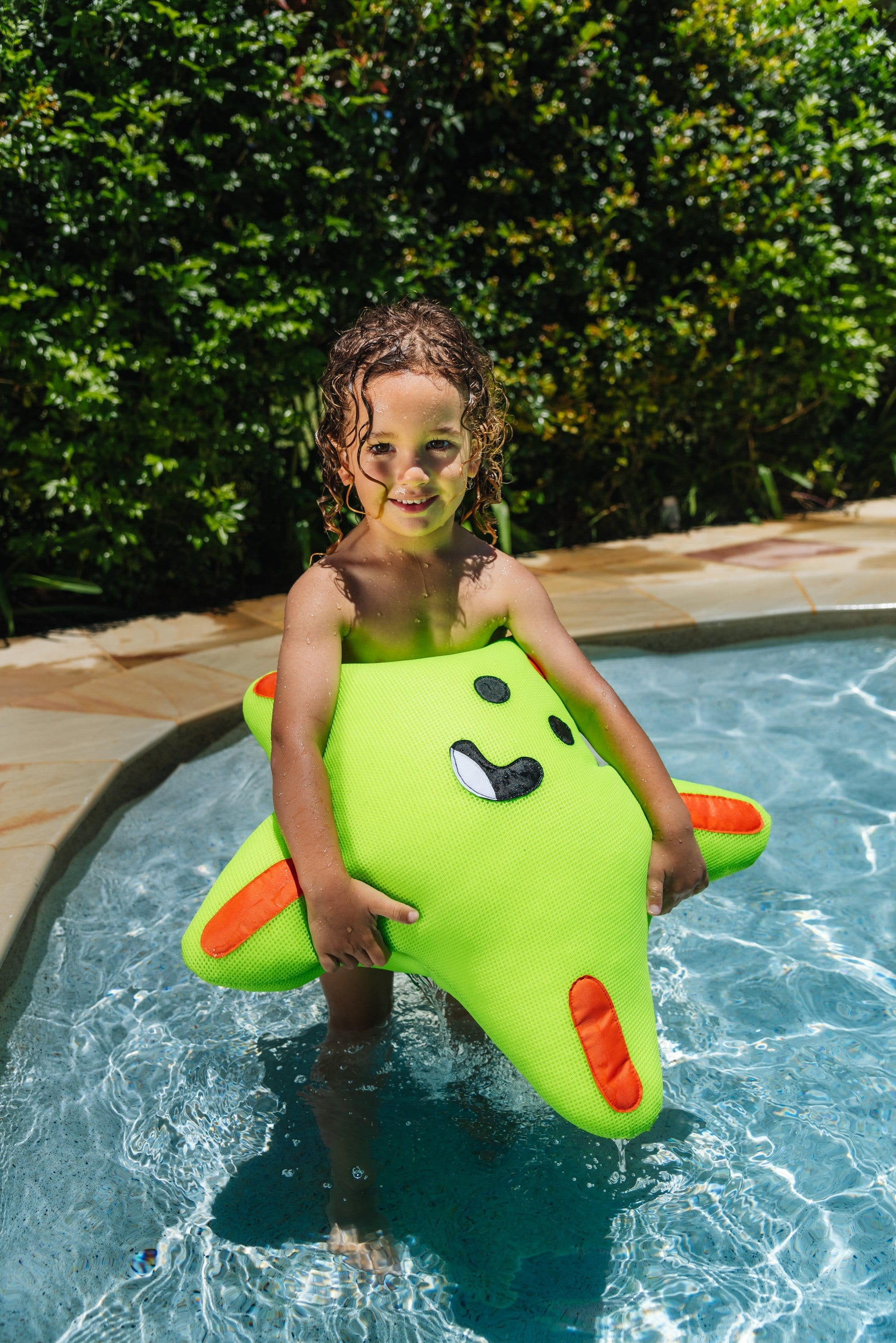 Star Fish Pool Toy - Epona Co. Lifestyle Indoor and Outdoor Bean Bags