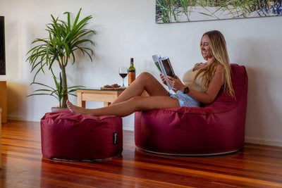 The Zen Chair | Heavy Duty | Indoor/Outdoor Bean Bag - Epona Co. Lifestyle Indoor and Outdoor Bean Bags