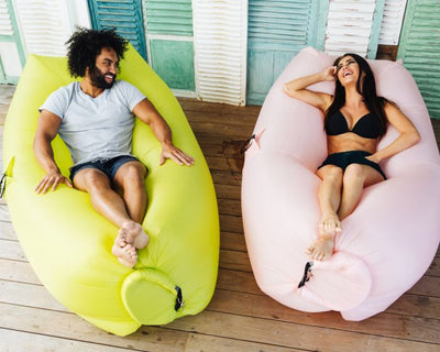 Epona Co. Outdoor Bean Bag Range CloudSac Air Lounger
