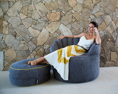 Jaffa Chair | Indoor Bean Bag
