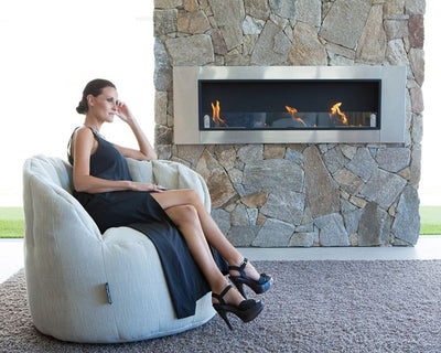 Jaffa Chair | Indoor Bean Bag - Ottoman Sold Separately - Epona Co. Lifestyle Indoor and Outdoor Bean Bags
