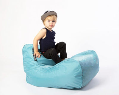 Epona Co. Indoor Bean Bags Kids Range Blue premium luxury olefin material