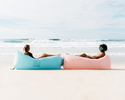 indoor outdoor bean bags, sunproof, olefin material, premium and luxury CloudSac Air Lounger