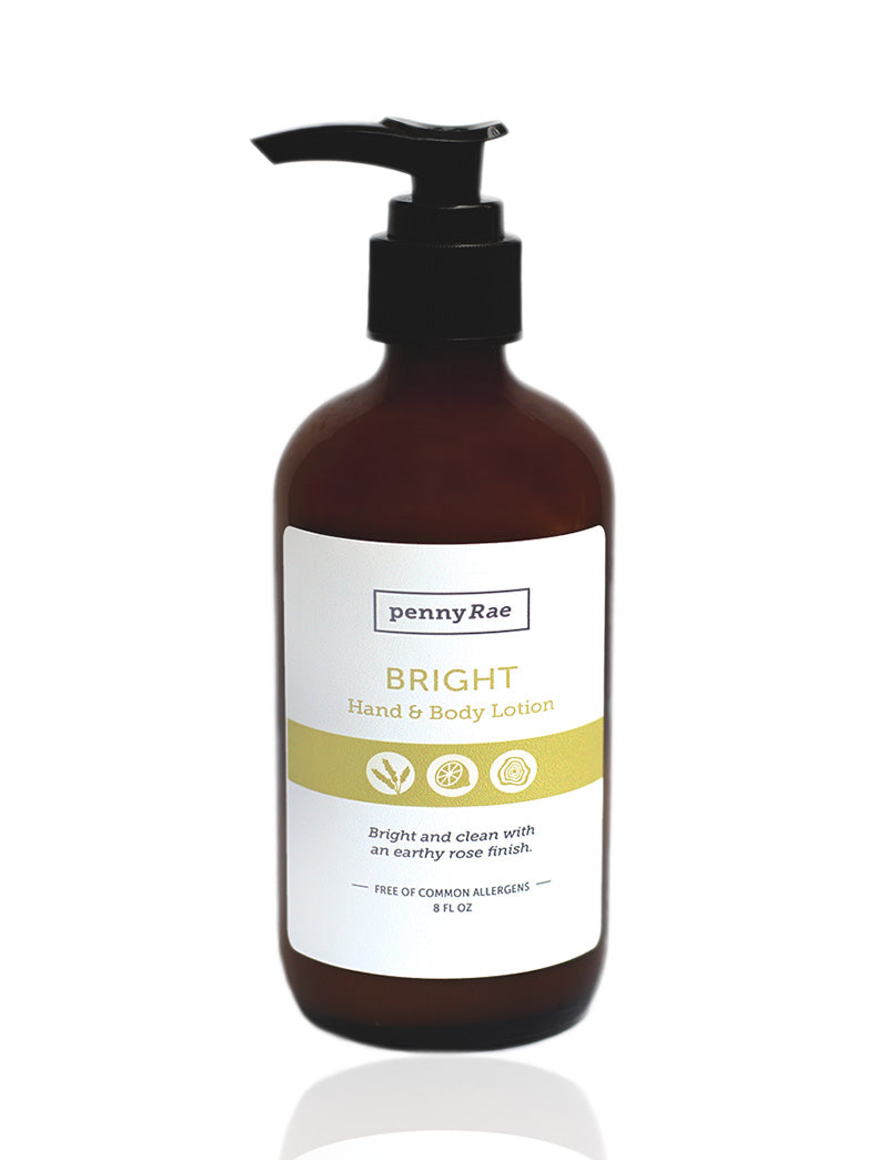 BRIGHT Hand & Body Lotion