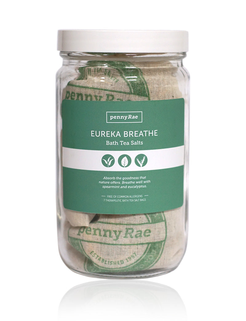 Eureka Breathe Bath Tea Salts