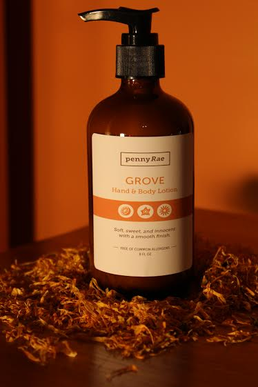 GROVE Hand & Body Lotion