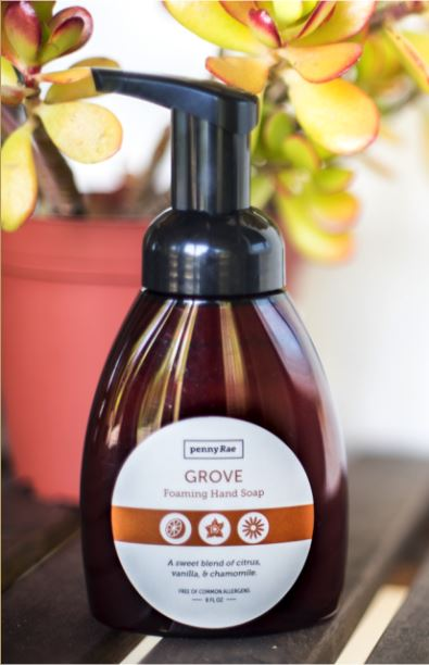 GROVE Foaming Hand Soap