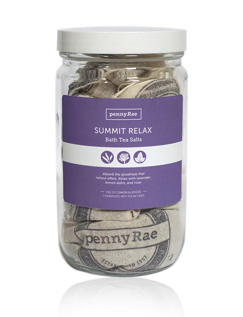 Summit Relax Bath Tea Salts