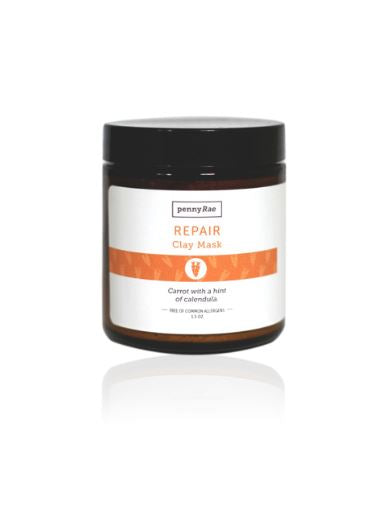 Repair French Clay Mask: Carrot w/ Calendula