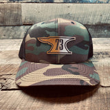 73 Forge - Leather Patch Hat - Mapleton Road