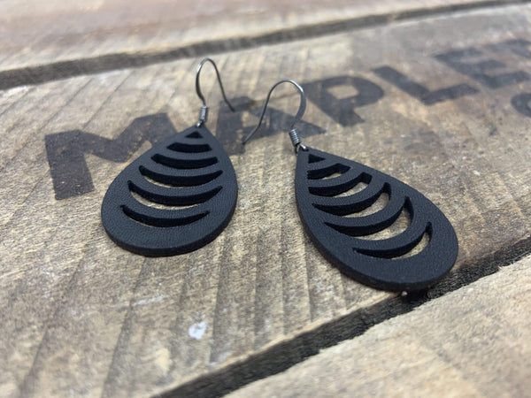 """Ripple"" Earrings - Mapleton Road"