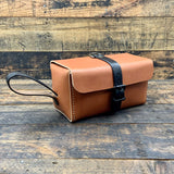Dopp Bag - Hand-Made Leather Goods