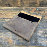 Envelope Pouch - Hand-Made Leather Goods