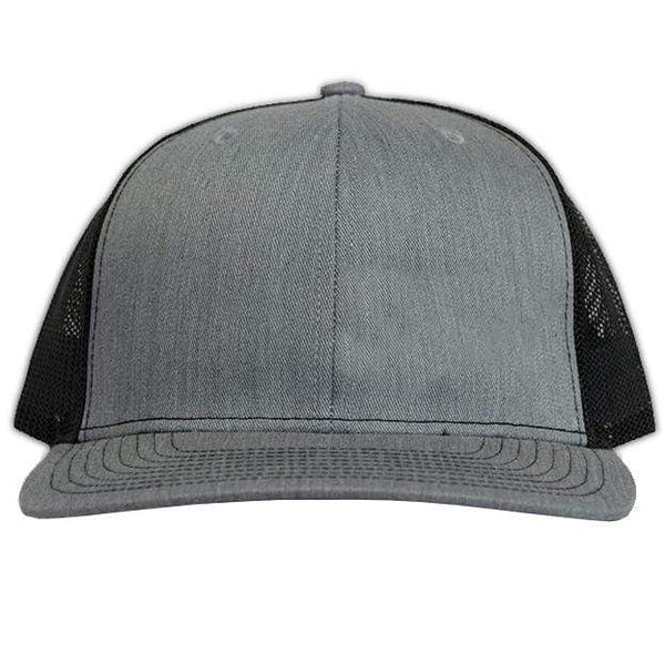 Custom Leather Patch Hats - Mapleton Road
