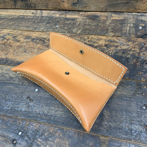 Hand Sewn Clutch - Mapleton Road