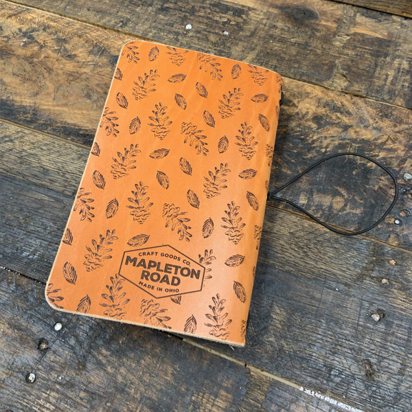 Leather Moleskine Notebook Covers - Mapleton Road