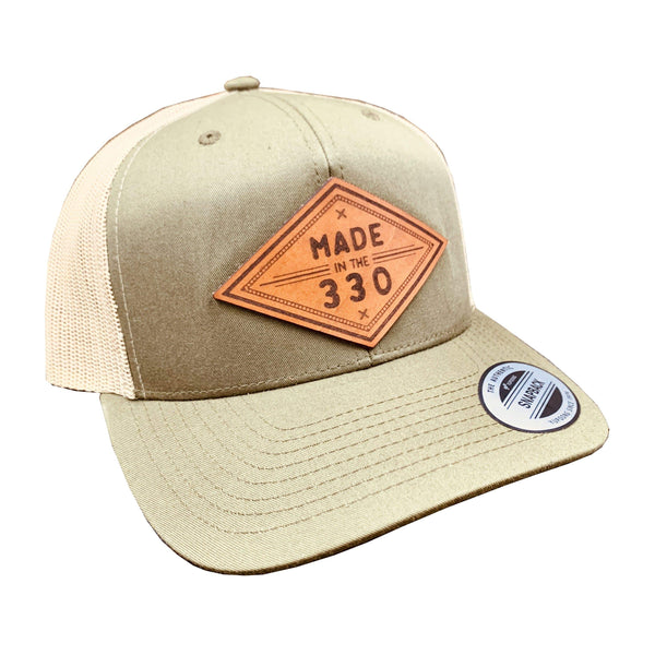 Ohio Heritage Hat - Made In The 330 - Mapleton Road