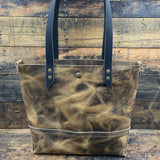 Old Town Folklore Tote - Mapleton Road