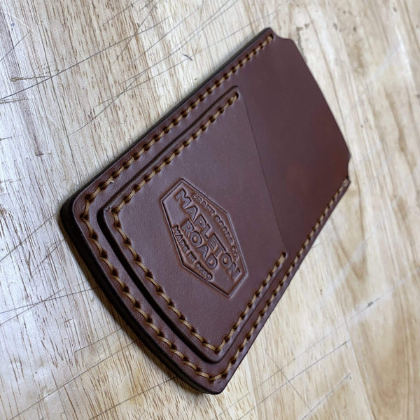 Phone Sleeve - Hand-Made Leather Goods
