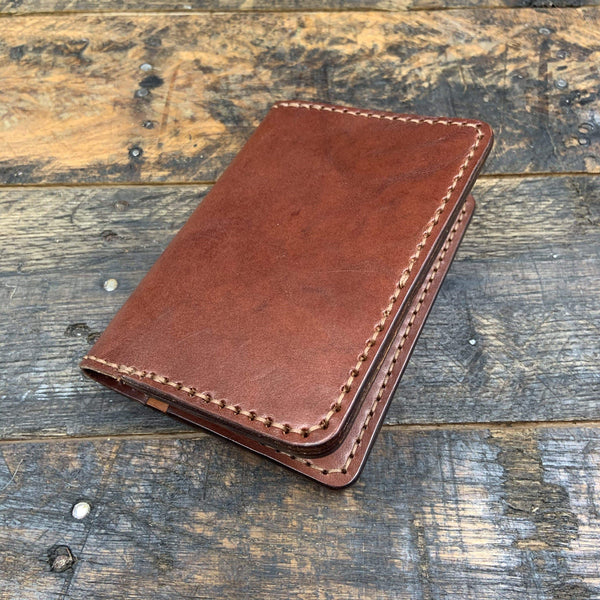 Small Portfolio - Hand-Made Leather Goods