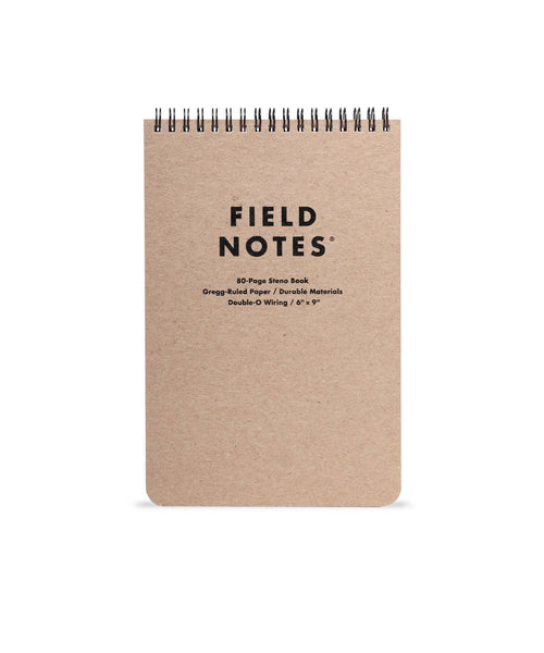 Steno - Field Notes - Mapleton Road
