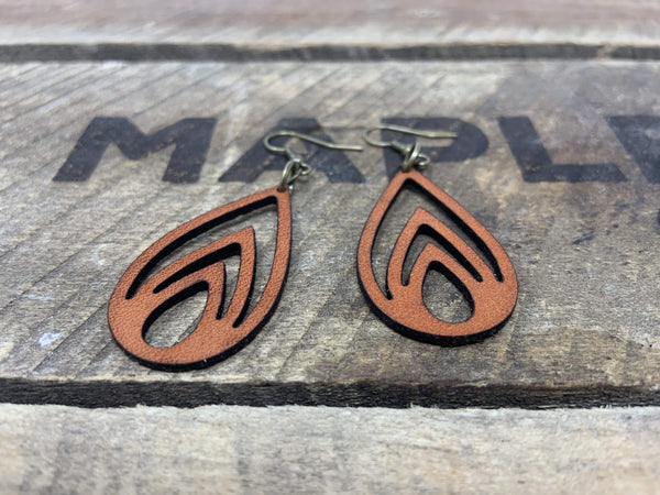 """Echo"" Earrings - Mapleton Road"