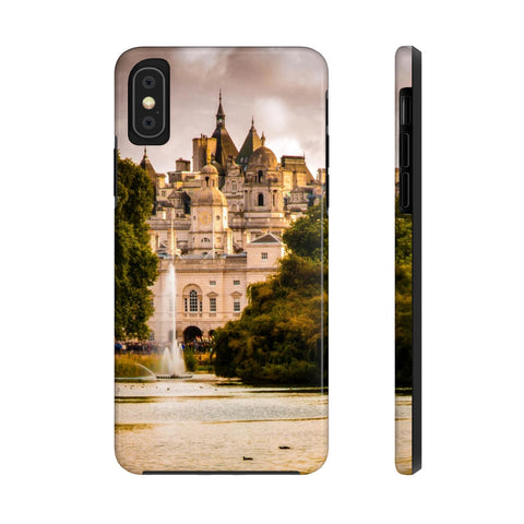 London James's Park Lake with Horse Guard Parade -Original Case Mate Tough Phone Case