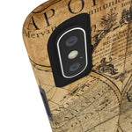 Antique Map of the World Case Mate Tough Phone Case
