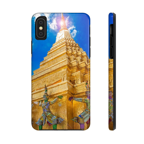 Thai Temple, Bangkok, Grand Palace - Case Mate Tough Phone Cases