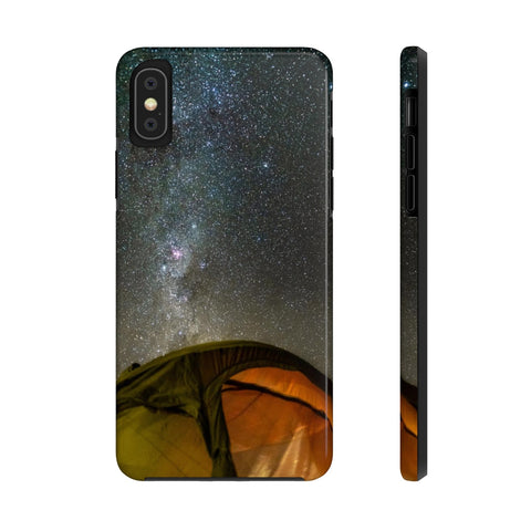 Camping Under the Stars -  Case Mate Tough Phone Case