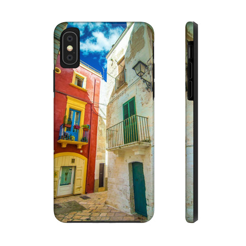 Italian Village, Polignano a Mare - Original Case Mate Tough Phone Case