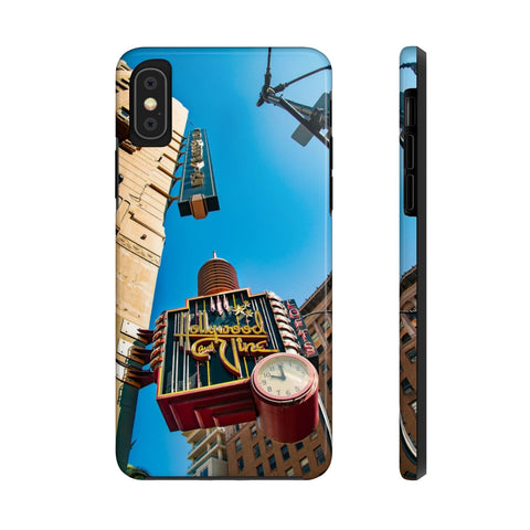Hollywood & Vine Hollywood Case Mate Tough Phone Case